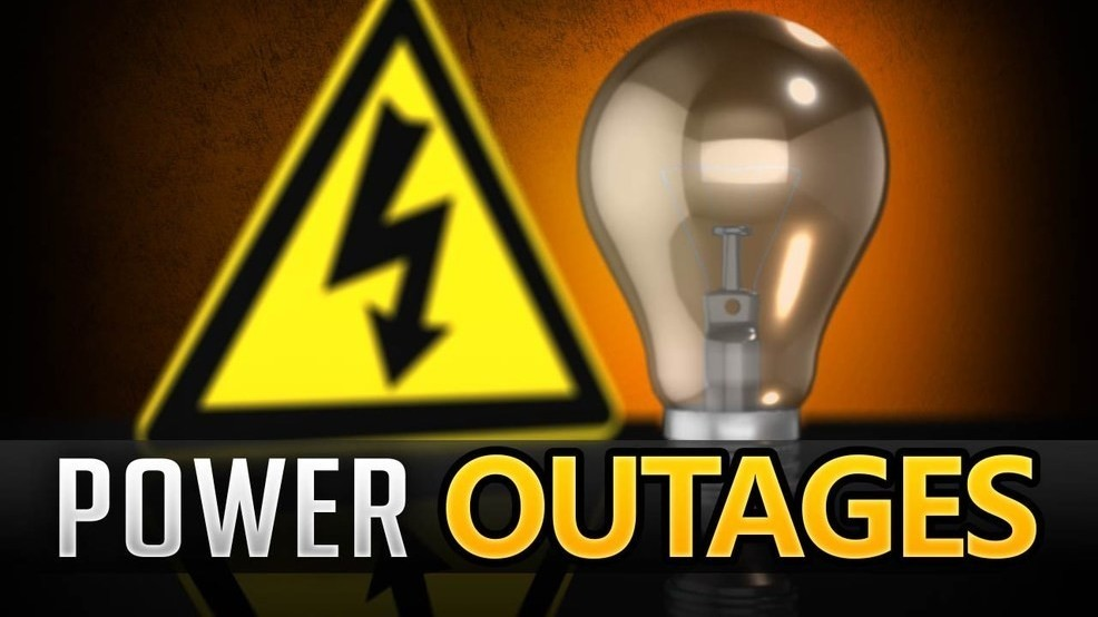 Energy Restored In Iowa City After Outage Affecting 10k Customers Kgan