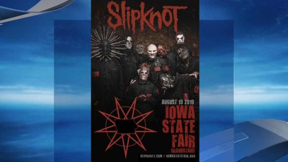 Slipknot to play Iowa State Fair for the first time ever | KGAN